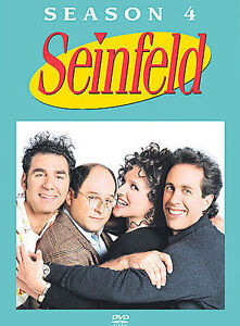 Seinfeld: Season 4 DVD Tom Cherones(DIR)