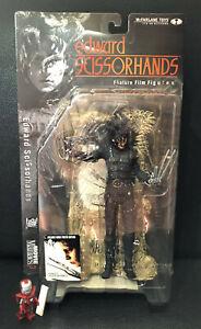 Edward Scissorhands Figur Movie Maniacs Serie 3 McFarlane Neu OVP Johnny Depp
