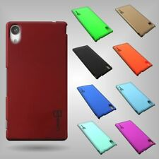 For Sony Xperia M4 Aqua Hard Snap-On Case Slim Rubberized Matte Thin Phone Cover
