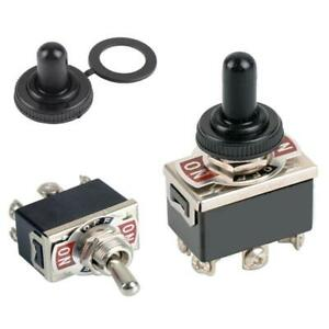 6-Pin DPDT ON-OFF-ON Switch reverse Polarity Motor 250V Metal Switches UK
