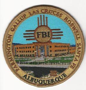 FBI Albuquerque Las Cruces Farmington Gallup State New Mexico Police Sheriff NM