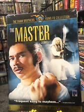 The Master (DVD) Lu Chun Ku, Kuan-Tai Chen, Shaw Brothers! Tokyo Shock DVD! NEW!