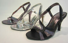 Anne Michelle Ankle Straps Synthetic Evening Women's Sandals & Beach Shoes