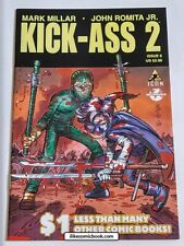 Kick-Ass 2 #6 (2010 2nd Series) High Grade Moden Age Collectible ICON Comics!