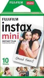 FUJIFILM  INSTAX mini Film  1 Film für 10 Fotos  MHD 06/2022 SONDERPREIS!!!!
