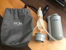 Used Pur Drinking Water System With Carrying Bag