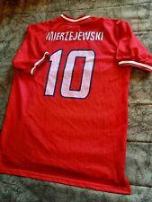 UEFA CUP,Wisła Płock,Grasshoppers,Match worn t-shirt,Adrian Mierzejewski,Poland