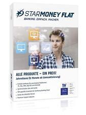 StarMoney 12 Flat Jahreslizenz inkl. Premiumsupport Downloadf WIN MAC
