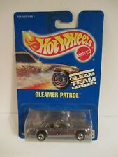 Hot Wheels  1992-189 ,  Gleamer Patrol  Silver  NOC  1:64 Scale  (119BK1)  1691