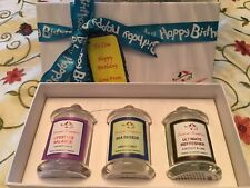 PERSONALISED MESSAGE - Luxury Scented Candle Gift Set Soy Wax - FREE POSTAGE