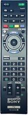 RM-GD032 replaces RM-GD022 RMGD022 Original SONY TV Remote Control KDL-55HX850