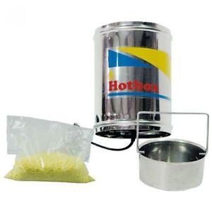 Hotbox Sulfume Burner/Fumer 500g Sulphur Vaporiser Fungi/Disease/Insects/Pests