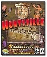 Mystery Case Files: Huntsville -- Hidden Object Puzzle Windows PC Computer Game