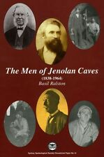 The Men of Jenolan Caves (1838-1964)