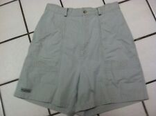 COLUMBIA Classic Cargo Field Shorts Hiking Camping Walking  Misses Size 8
