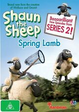 Shaun The Sheep - Spring Lamb (DVD, 2010)  New, ExRetail Stock, Genuine D63/D161