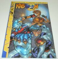 Kaboom #1 Comic Awesome SIGNED Jeff Loeb VARIANT 1st Print First Rob Liefeld
