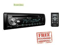 Pioneer DEH-X6910BT CD RDS Stereo Receiver w/ Bluetooth Mixtrax USB quick charge
