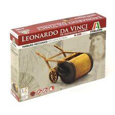ITALERI 3106 TAMBURO MECCANICO LEONARDO DA VINCI KIT Modellino in scala in plastica