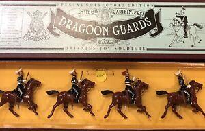 Britains: Boxed Set 8828 - 6th Dragoon Guards. 54mm MIB