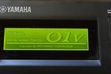 Yamaha O1v Digital Mixing Console - Vat