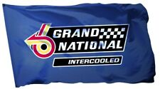 Grand National Intecooler Flag Banner 3X5 ft Buick GN GNX Muscle Car Sign