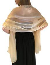 Écharpes et châles étoles en polyester pour femme