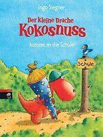 Der kleine Drache Kokosnuss kommt in die Schule: Band 1 ... | Buch | Zustand gut