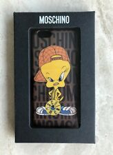 MOSCHINO X JEREMY SCOTT iPHONE 6 CASE TWEETY PIE LOONEY TUNES LTD EDT