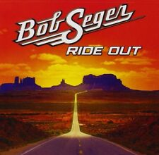 BOB SEGER - RIDE OUT (Deuxe Edition)  (CD) Sealed