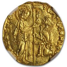 1414-1423 Venice Gold Zecchino Ducat Tommaso Mocenigo MS-63 NGC