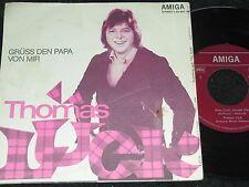 THOMAS LÜCK Alles Gute blonde Ute & Grüss den Papa.../ DDR SP 1974 AMIGA 455993