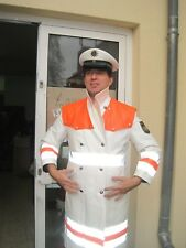Polizei Mantel Bayern Gr. 44 Fasching Karneval Halloween Uniform Fetisch latex