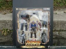 MARVEL LEGENDS THE CHILDREN OF THANOS 5 PACK AMAZON EXCLUSIVE BRAND NEW AND SEAL