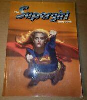 1984 THE SUPERGIRL STORYBOOK Wendy Andrews Vintage Odell Helen Slater DC Comics