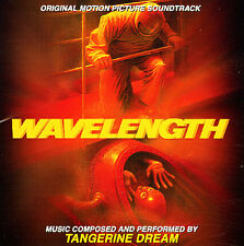 Wavelength -  Original Score - Limited 1500 - Tangerine Dream