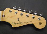 2015 Fender Classic Player 50's Strat Guitar Maple NECK & VINTAGE LOCKING TUNERS