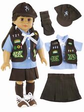 """Girl Scout Brownie Outfit 