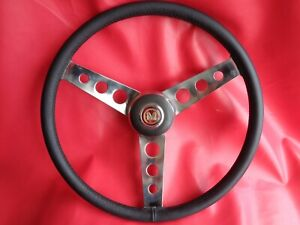 Classic Mini Cooper Mk1 Clifford Steering Wheel 1960s Vintage new leather