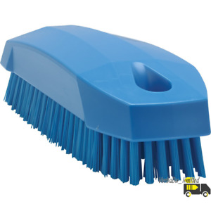Vikan Hand Brush, Polypropylene, Blue