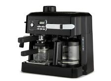 Delonghi BCO320T Combination Coffee Espresso Latte and Capuccino maker
