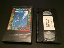 THE QUIKSILVER IN MEMORY OF EDDIE AIKAU SURFING VHS PAL VIDEO SURF 1990
