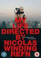 Il Mio Life Directed - Nicolas a Carica Refn Documentario DVD Nuovo (ICON10254)