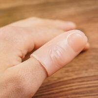 1 Stück Kreative Kunststoff Daumenspitze Gefälschte Finger Magic Prop