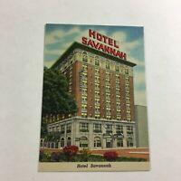 """VINTAGE 1930s Mini Photographs Souvenir Pictures 3.5X2"""" Hotel Savannah GA"""