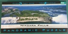 750 PC Panoramic Puzzle By Buffalo Games Niagra Falls  New Sealed