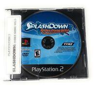 Splashdown Rides Gone Wild PS2 Sony Playstation 2 Game Disc