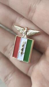 Italian Social Republic RSI Fascist Repro Metal Enamel Pin Badge 25mm Height