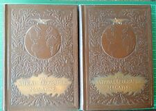National Geographic Leather Hardcover Collection Full Year 1949 Vol. 95 96