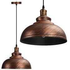 Industrie Vintage Retro Kronleuchter Deckenlampen Hängelampe E27 Pendelleuchte